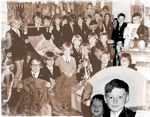Primary 5 - Royal High School, Edinburgh